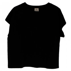 BLACK MARY T SHIRT