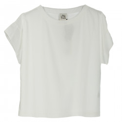 WHITE MARY T SHIRT