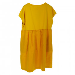 YELLOW TARA DRESS
