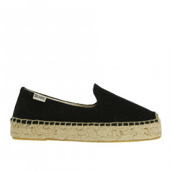 BLACK ESPADRILLAS