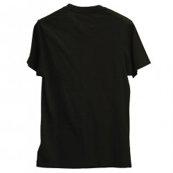 FRUIT OF THE LOOM BLACK T SHIRT