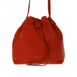 RED SHOULDERBAG