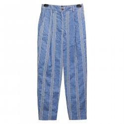 BLUE STRIPES PANTS