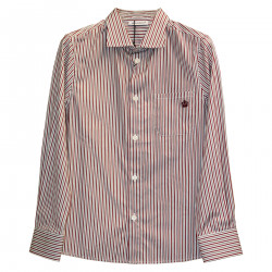 STRIPED TRICOLOR SHIRT