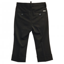 BLACK TROUSERS