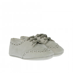 GRAY STRUCTED SHOE
