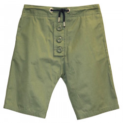 GREEN SHORT TROUSERS