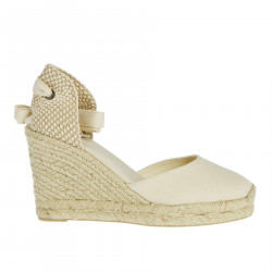 WHITE ESPADRILLAS