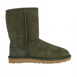 GREEN SHORT BOOT