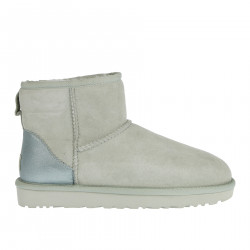 ICE SUEDE BOOTS