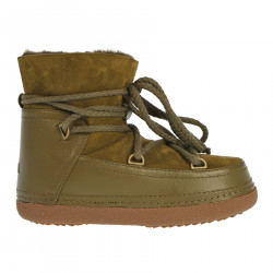GREEN LOW MOON BOOT