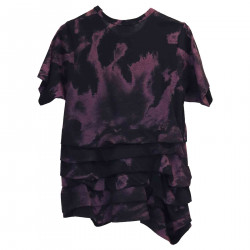 T SHIRT CON ROUCHES