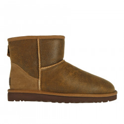 M CLASSIC MINI BOMBER BROWN BOOT