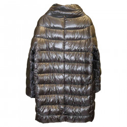 DARK GRAY DOWN JACKET