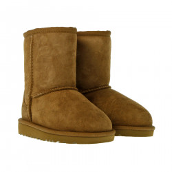 T CLASSIC BROWN BOOT