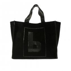 BLACK SHOPPING BAG