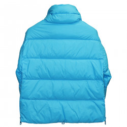 LIGHT BLUE DOWN JACKET