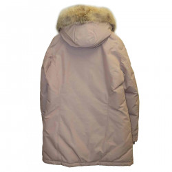 ROSE PARKA WITH HOOD