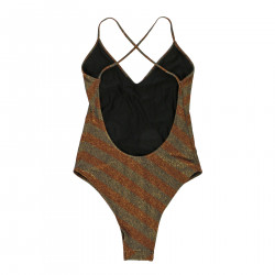 COSTUME ONE PIECE A RIGHE IN LUREX