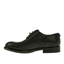 MATRIX BLACK LACE UP SHOE