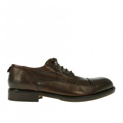 MATRIX DARK BROWN LACE UP SHOE
