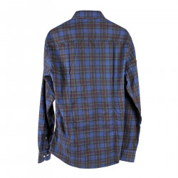 BLU CHECKED SHIRT