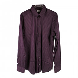 STRIPES PURPLE SHIRT