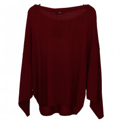 CHERRY PULLOVER