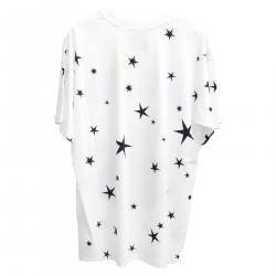 WHITE T SHIRT WITH FANTASY