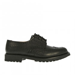 MC PHERSON BLACK LACE UP SHOE