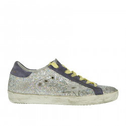 SNEAKERS MULTICOLOR GLITTERATE