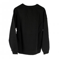 BLACK SWEATER WITH TIGER