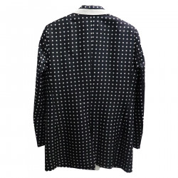 BLACK JACKET WITH POIS