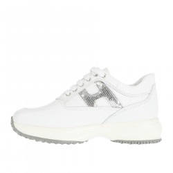 SNEAKERS BIANCA E ARGENTO