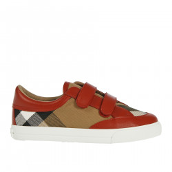 RED AND SCOTTISH SNEAKER