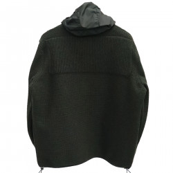 GREEN MONTGOMERY DOBLE FACE JACKET