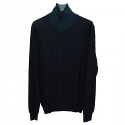 HIGH NECK PULLOVER