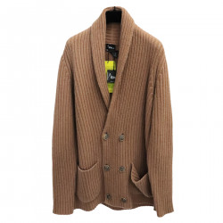 DOUBLEBREASTED CARDIGAN