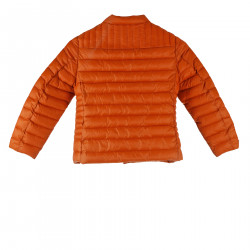 ORANGE DOWN JACKET