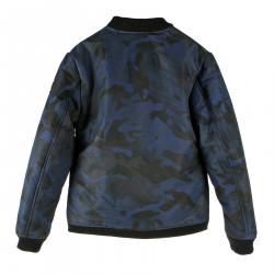 BOMBER CAMOUFLAGE BLUE