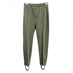 MILITARY GREEN TROUSERS