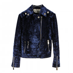 BLUE CANGIANT JACKET