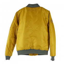 YELLOW DOWN JACKET