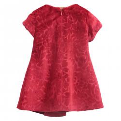 DRESS IN RED VELVET