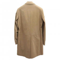TRENCH BEIGE CON TOPPE