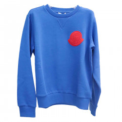 BLUETTE SWEATER WITH BRAND