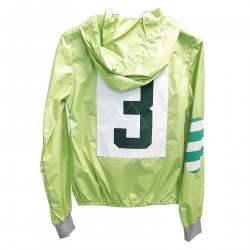 GREEN RAINPROOF JACKET