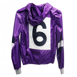 VIOLET WATERPROOF JACKET