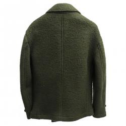 MILITARY GREEN COAT