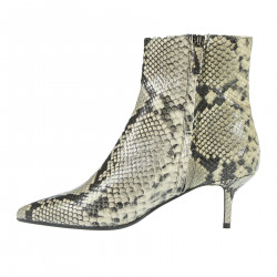PYTHON DESIGN ANKLE BOOT